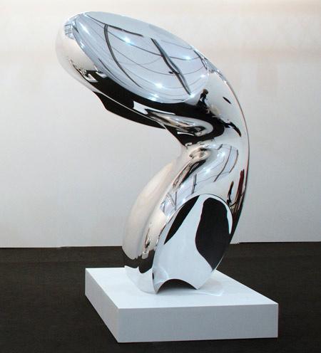 Рон Арад в галерее Тимоти Тейлора