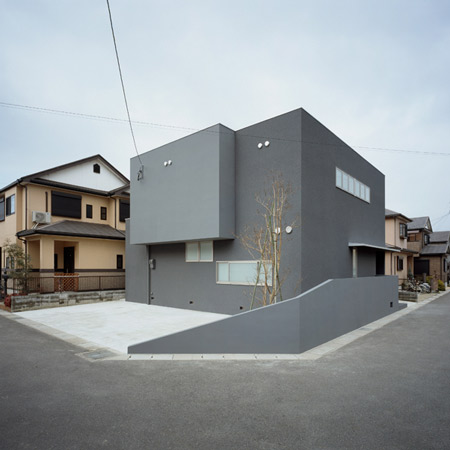 House of Inclusion by FORM/Kouichi Kimura Architects