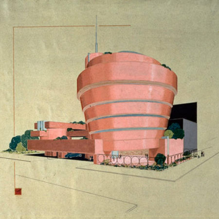 Frank Lloyd Wright: From Within Outward at the Solomon R. Guggenheim Museum