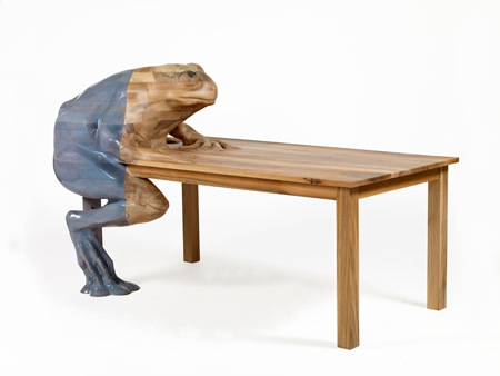 Charming Table Grenouille 3