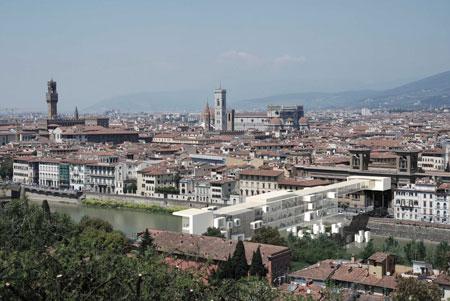 Предложения для Флоренции от Gruppo Giovani Architetti Firenze