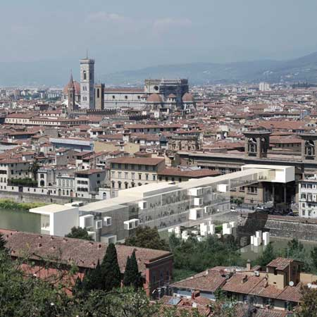 Proposals for Florence by Gruppo Giovani Architetti Firenze