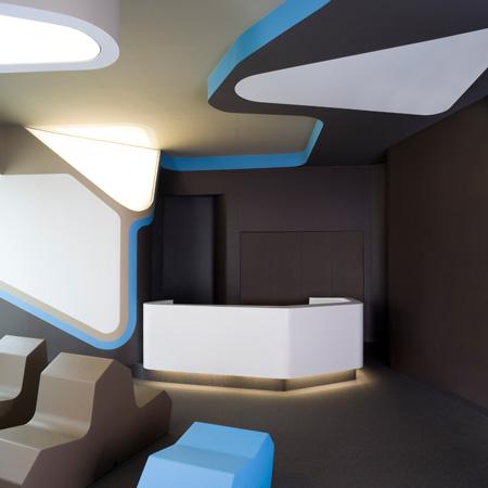 Brauner Wegner Priehn centre for dentistry by J Mayer H