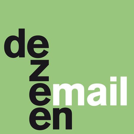 Dezeenmail #30