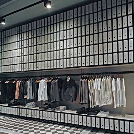 James Cameron store, Melbourne by Universal Design Studio