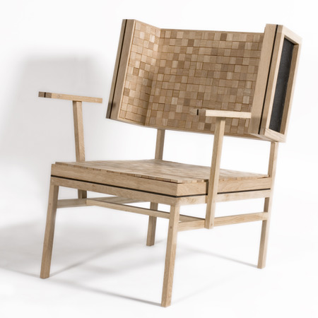 Soft Oak chair by Pepe Heykoop