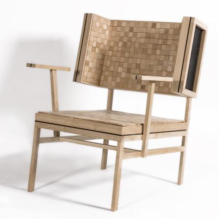 Soft Oak chair by Pepe Heykoop
