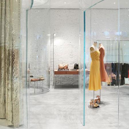 Derek Lam store by SANAA