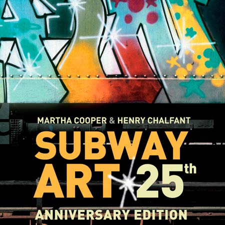 Competition: five copies of Subway Art to be won