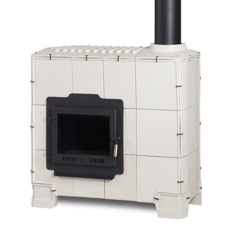 Tile Stove Project by Dick van Hoff for Royal Tichelaar Makkum