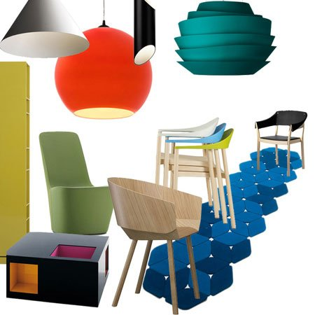Architonic presents products from Salone del Mobile and Euroluce 2009