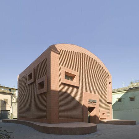 Benozzo Gozzoli Museum by Massimo Mariani