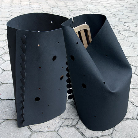 S - Chair Transformers by Beton