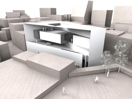 Box model houses