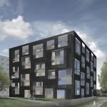 Jönköping – Västra Kajen by Tham & Videgård Hansson Arkitekter
