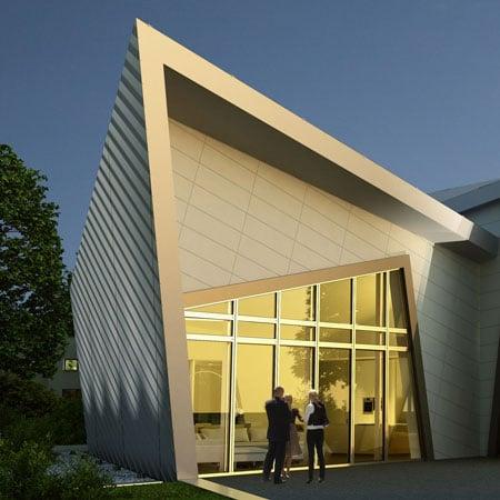 Villa by Daniel Libeskind