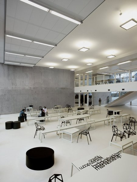 Panta Rhei School Interior By I29