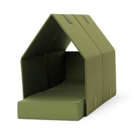 Tent Sofa by Philippe Malouin for Campeggi