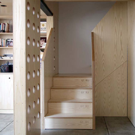 URBIA Furniture System by OBRA Architects