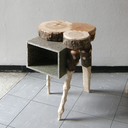 Christmas Tree Furniture by Fabien Cappello