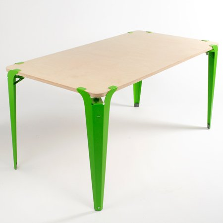 Clamped Table By Ryan Sorrell Dezeen