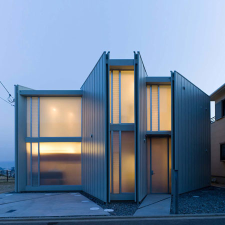 Дом в Мацуяме дизайн-бюро Suppose