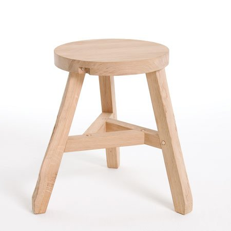 Offcut and Slab stools by Tom Dixon