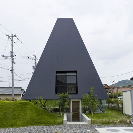 House in Saijo by Suppose Design Office
