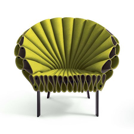 Peacock Chair by Dror