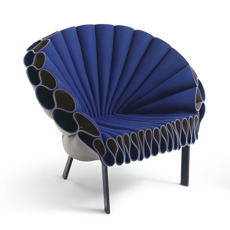 Peacock Chair by Studio Dror