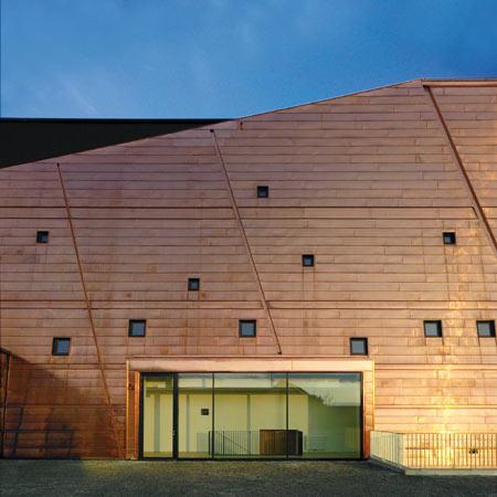 Schloss Grafenegg Concert Hall by Architekten Schröder Schulte-Ladbeck