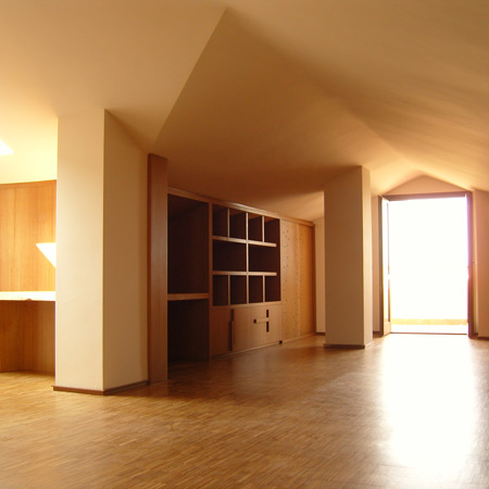 Casa Leanza by Sergio Calatroni Artroom