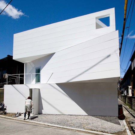 House in Minamimachi by Suppose Design Office