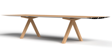 Table B By Konstantin Grcic For Bd Barcelona Design Dezeen