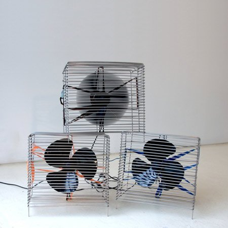 This is a Fan by Julien Carretero | Dezeen