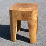 Bow-Wow Stool by Morten Emil Engel