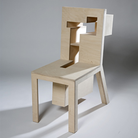 Burden Chair by Apirak Leenharattanarak