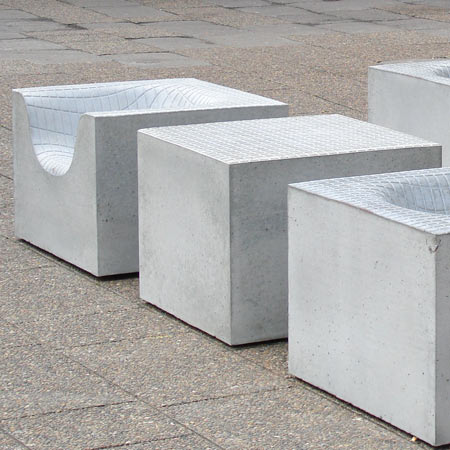 Concrete Things by Komplot for Nola