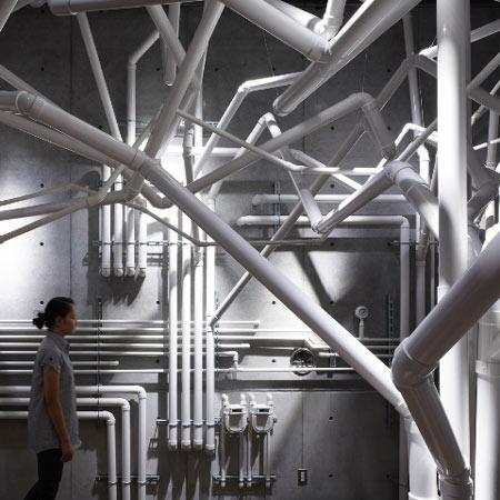 Nature Factory by Makoto Tanijiri