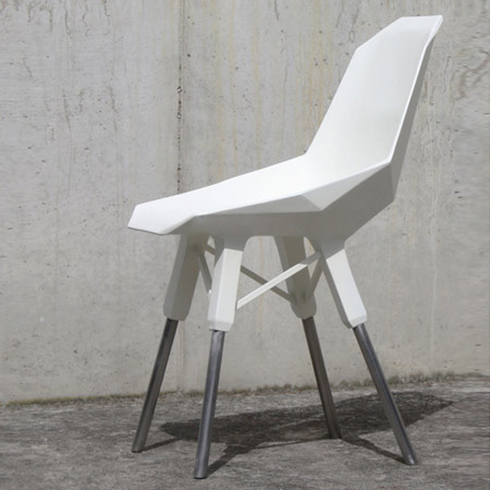 Lockheed Chair by Riot & Sollier