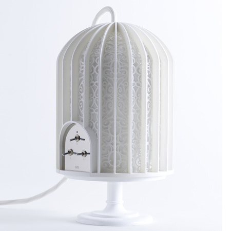 Music Cage by Nendo
