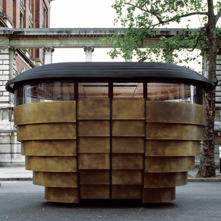 Paperhouse by Heatherwick Studio
