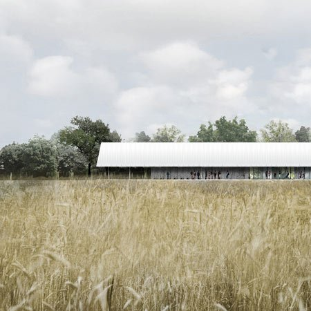 Parrish Art Museum by Herzog & de Meuron
