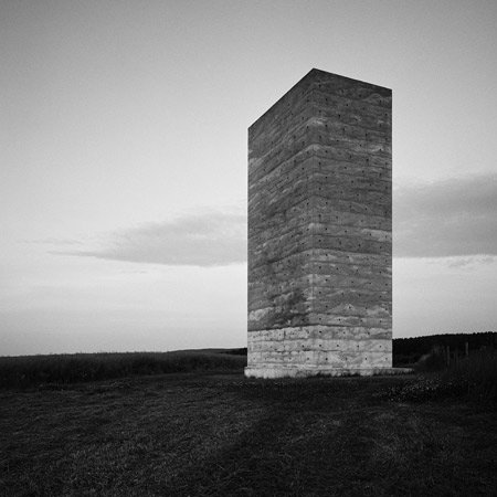 Photographs of the work of Peter Zumthor by Hélène Binet
