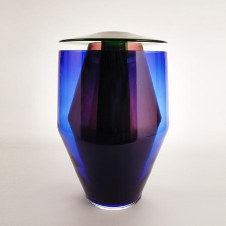 RGB Vases – P242 by Oscar Diaz