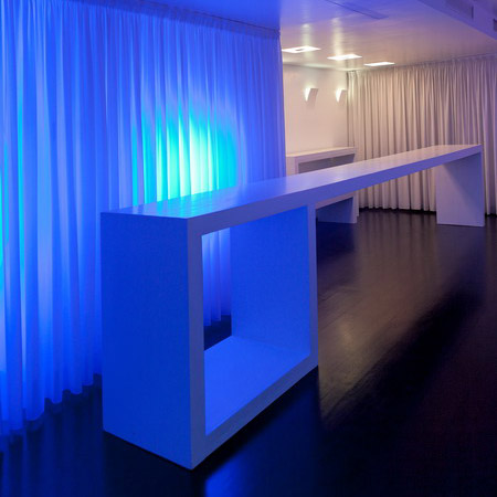 Scenography by A.A. Studio