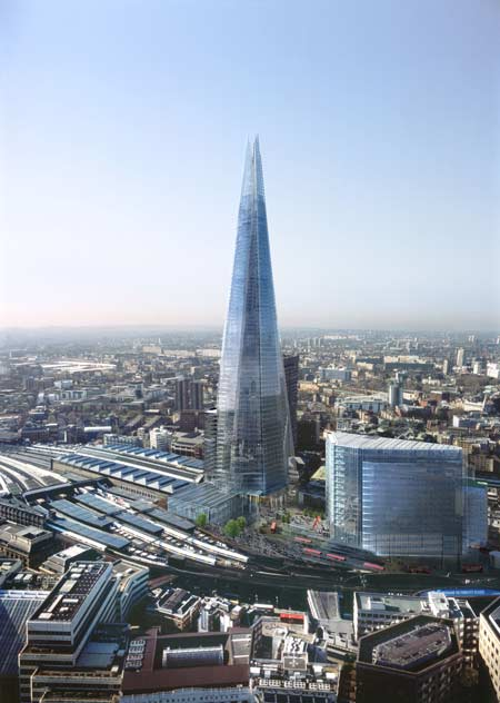 the shard by renzo piano building workshop dezeen