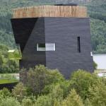 Knut Hamsun Centre by Steven Holl