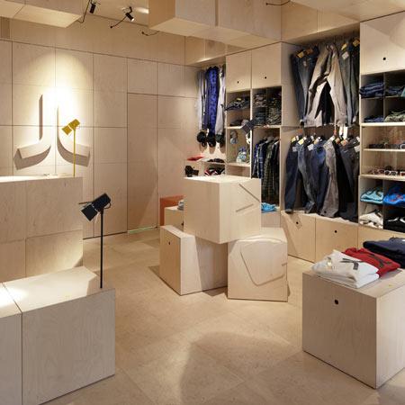 WeSC Concept Store by Arkitekturverkstedet i Oslo