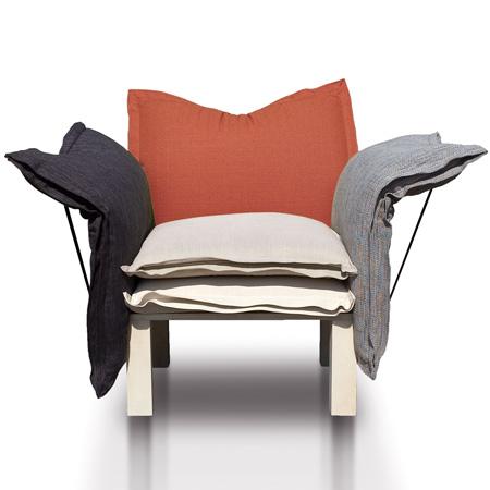 Xarxa Sofa by Martí Guixé for Danese